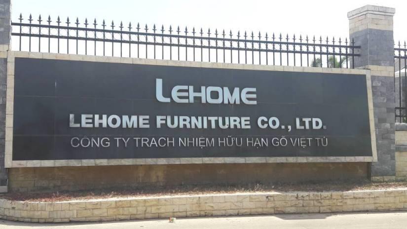 Công ty Gỗ Việt Tú – KCN Nam Tân Uyên Bình Dương