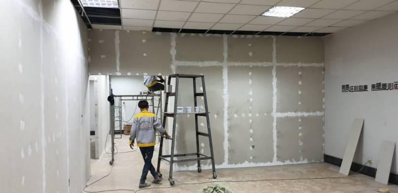 Hình ảnh thi công Cải tạo sửa chữa công ty Gỗ Việt Tú – KCN Nam Tân Uyên Bình Dương 2