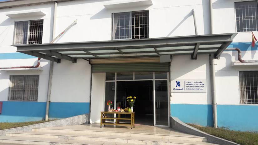 Khởi công sửa chữa công ty Gỗ Việt Tú – KCN Nam Tân Uyên Bình Dương