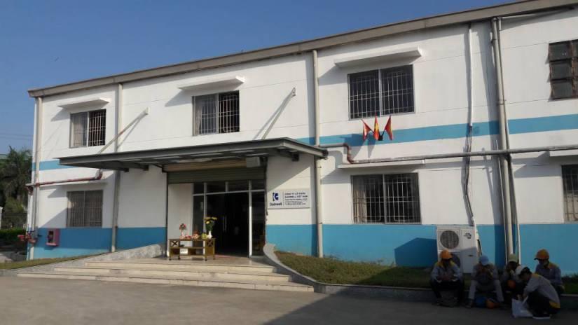 Khởi công sửa chữa công ty Gỗ Việt Tú – KCN Nam Tân Uyên Bình Dương 2
