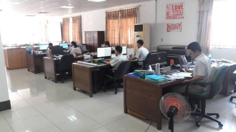 Văn phòng Công ty Gỗ Việt Tú 2