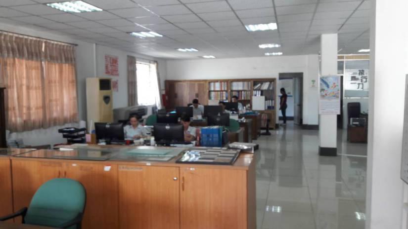 Văn phòng Công ty Gỗ Việt Tú 3