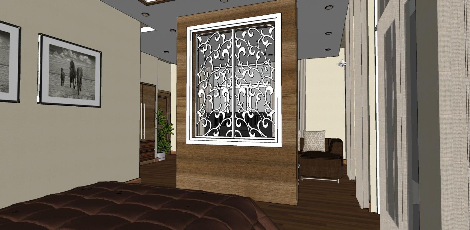 Góc thiết kế phòng ngủ