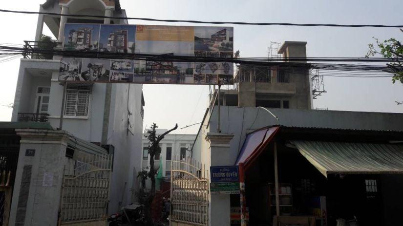 Biệt thự anh Trí tại Phường Tân Mai - TP. Biên Hòa - T. Đồng Nai