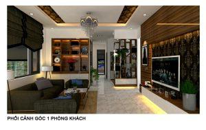 Thiết kế nội thất Biệt thự anh Khánh phường An Bình - Tp. Biên Hòa