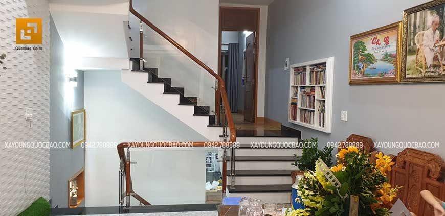 Bàn giao ngôi nhà hoàn thiện cho gia đình chủ nhà - Ảnh 6