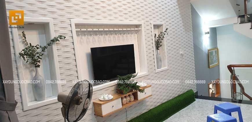 Bàn giao ngôi nhà hoàn thiện cho gia đình chủ nhà - Ảnh 7