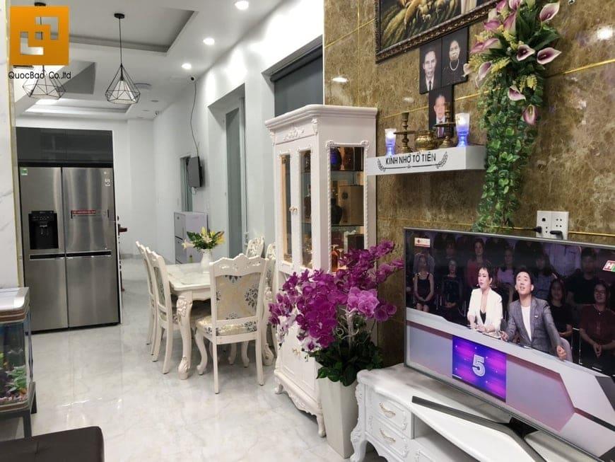 Bàn giao nhà phố hiện đại cho gia đình anh Hậu - Ảnh 20