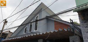 Bàn giao ngôi nhà phố cho gia đình bà Ngoại Lộc Lâm - Ảnh 3