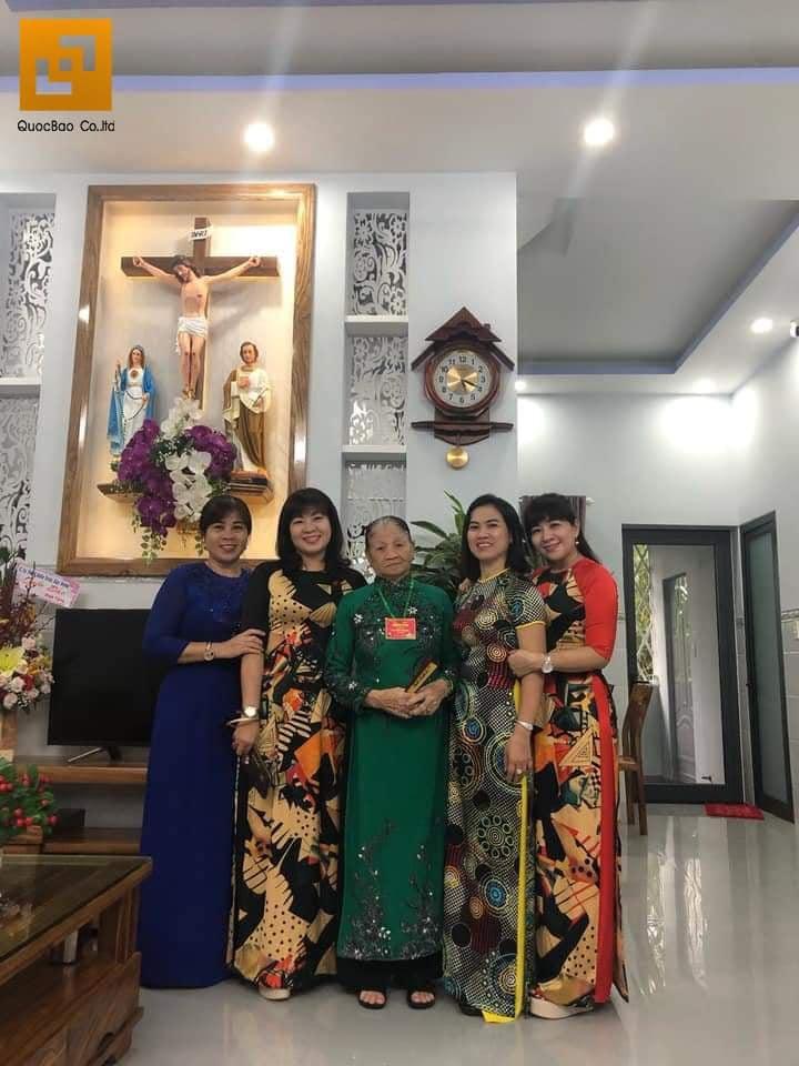 Bàn giao ngôi nhà phố cho gia đình bà Ngoại Lộc Lâm - Ảnh 7