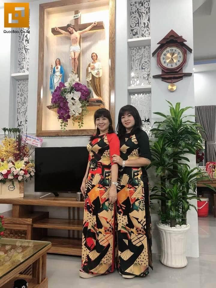 Bàn giao ngôi nhà phố cho gia đình bà Ngoại Lộc Lâm - Ảnh 8