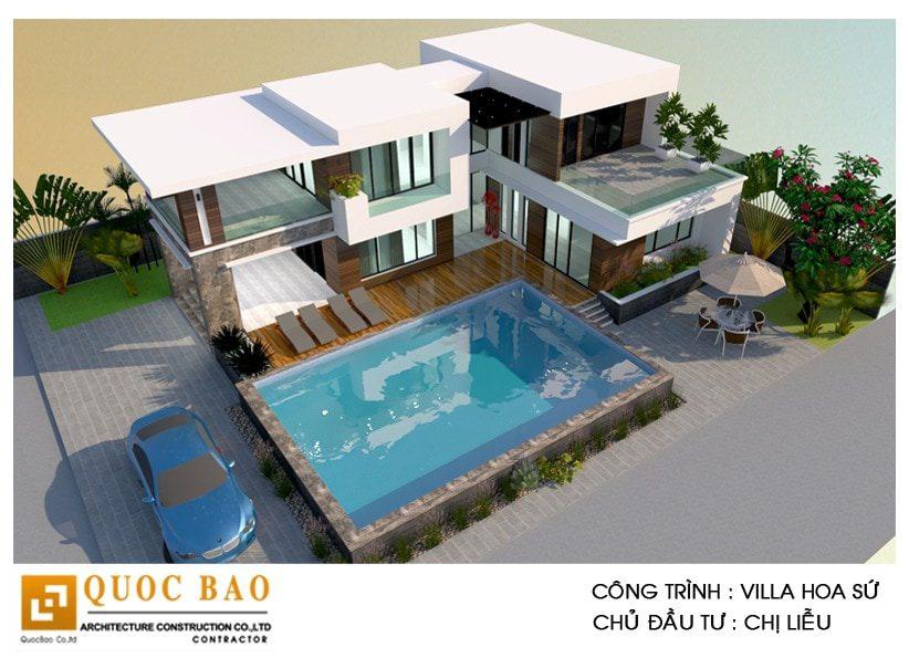 Biệt thự hiện đại đầy đủ tiện nghi tại P. Trảng Dài, Tp. Biên Hòa, T. Đồng Nai