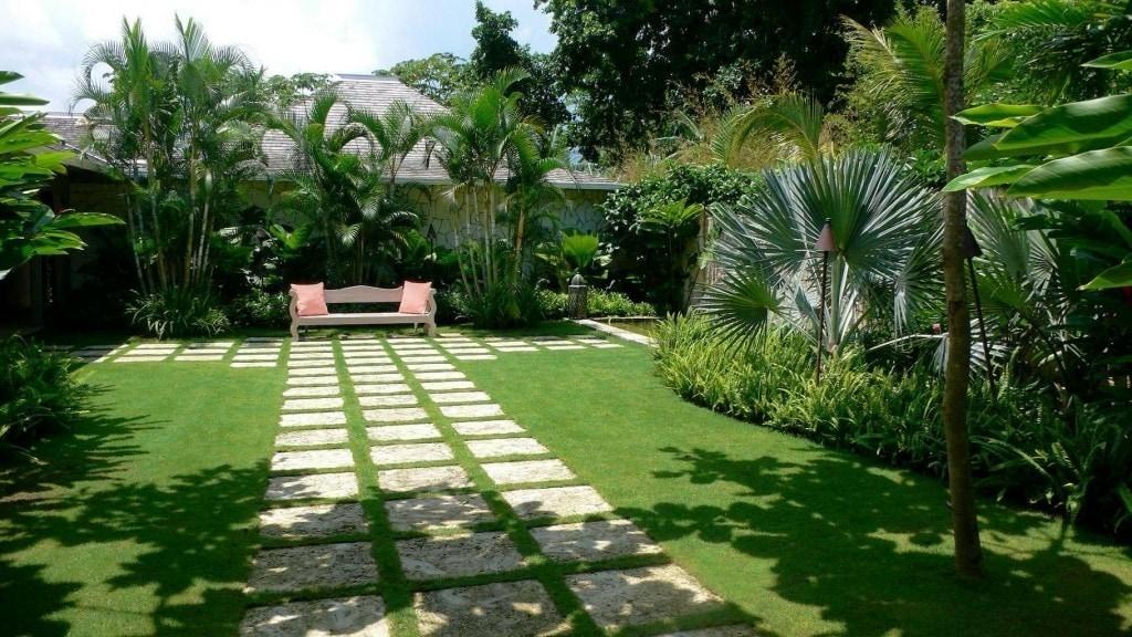 Mẫu thiết kế sân vườn - Ảnh 2
