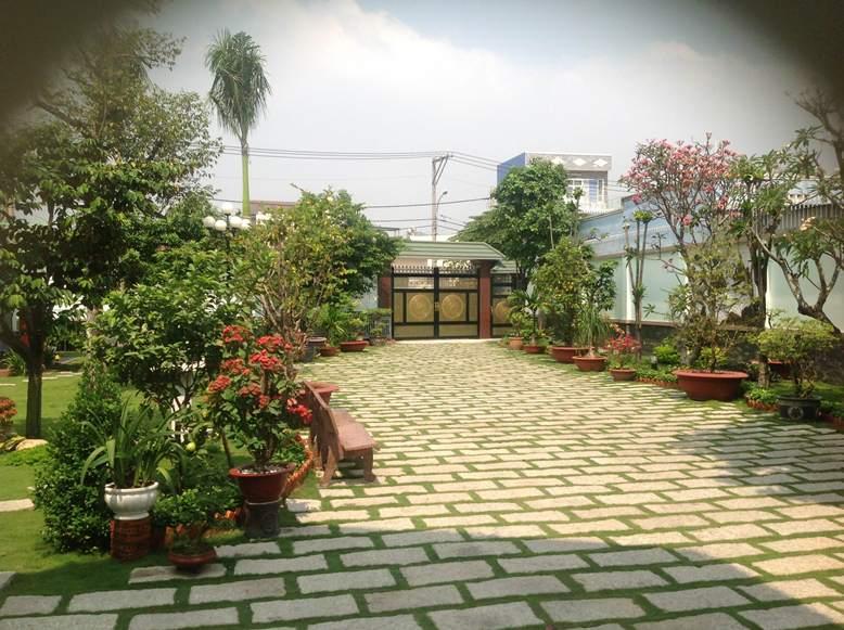 Mẫu thiết kế sân vườn - Ảnh 5