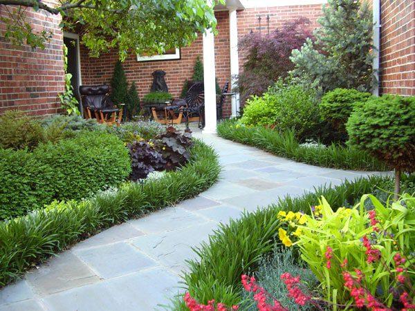Mẫu thiết kế sân vườn - Ảnh 6