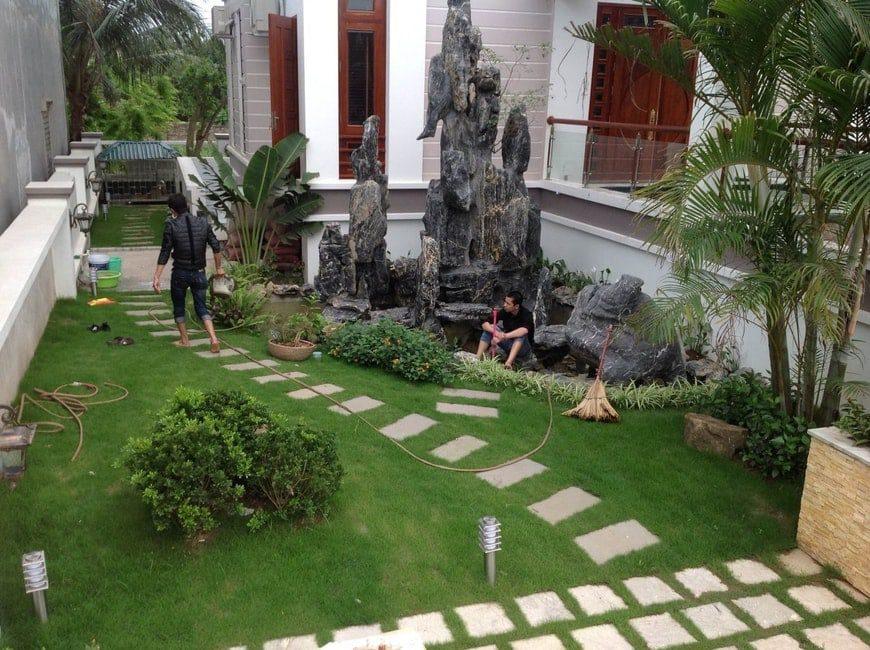 Mẫu thiết kế sân vườn - Ảnh 7