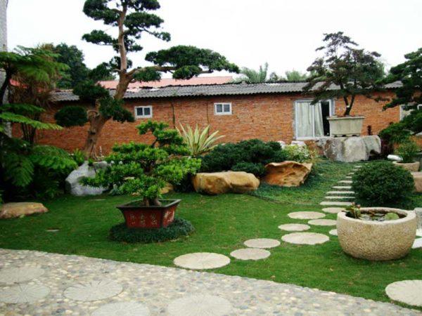 Mẫu thiết kế sân vườn - Ảnh 8