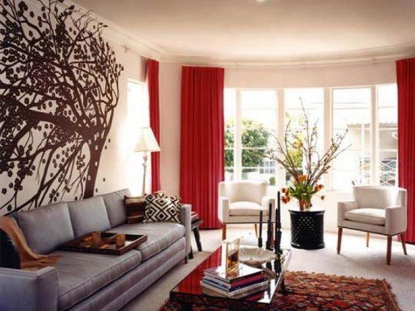 Trang trí nội thất phòng khách phong cách và sang trọng