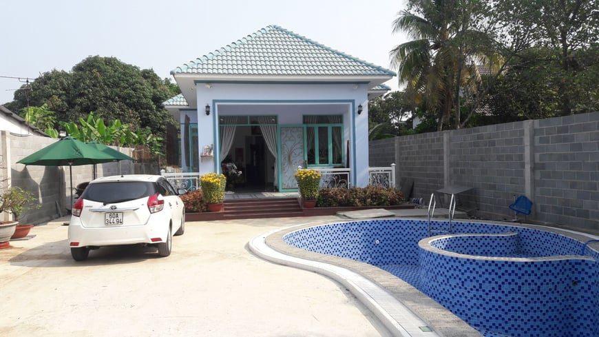 Thi công Biệt thự nhà vườn Cù lao phố tại Biên Hòa Đồng Nai - Ảnh công trường 14