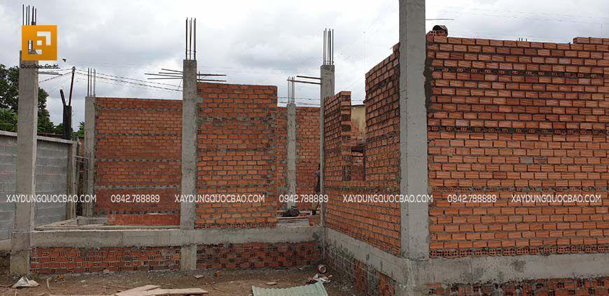 Thi công biệt thự nhà vườn chị Kiều Anh tại Biên Hòa – Ảnh 28