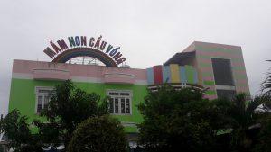Thi công hồ bơi trường Mầm non Cầu Vồng - Tam Hiệp - Biên Hòa- Đồng Nai