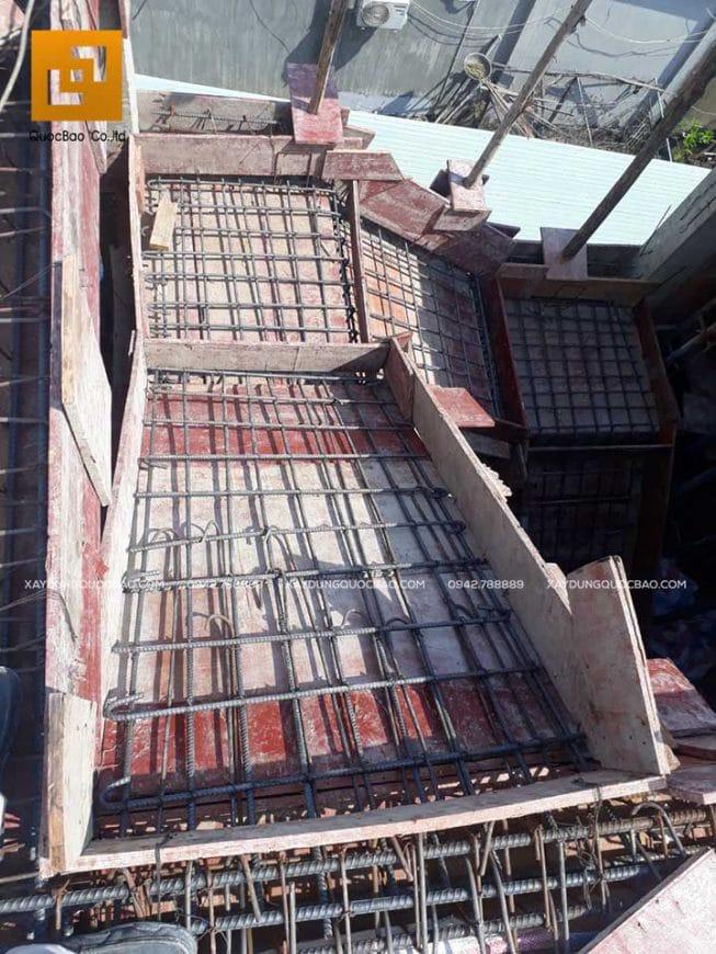 Thi công nhà phố 4 tầng hiện đại tại Đồng Nai - Ảnh 4