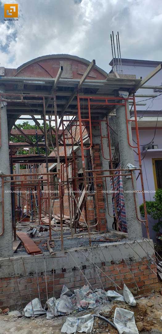 Thi công nhà phố Tân cổ điển tại Biên Hòa - Đồng Nai - Ảnh 24