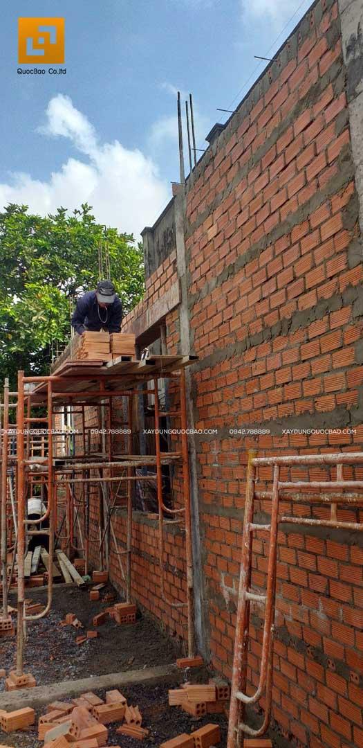 Thi công nhà phố Tân cổ điển tại Biên Hòa - Đồng Nai - Ảnh 23