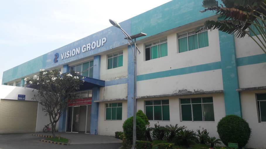 Khởi công cải tạo sửa chữa công ty Vision tại KCN Nhơn Trạch 3 - Đồng Nai - Ảnh 4