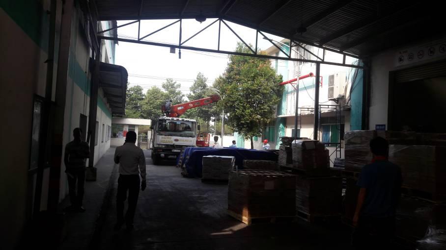 Khởi công cải tạo sửa chữa công ty Vision tại KCN Nhơn Trạch 3 - Đồng Nai - Ảnh 8
