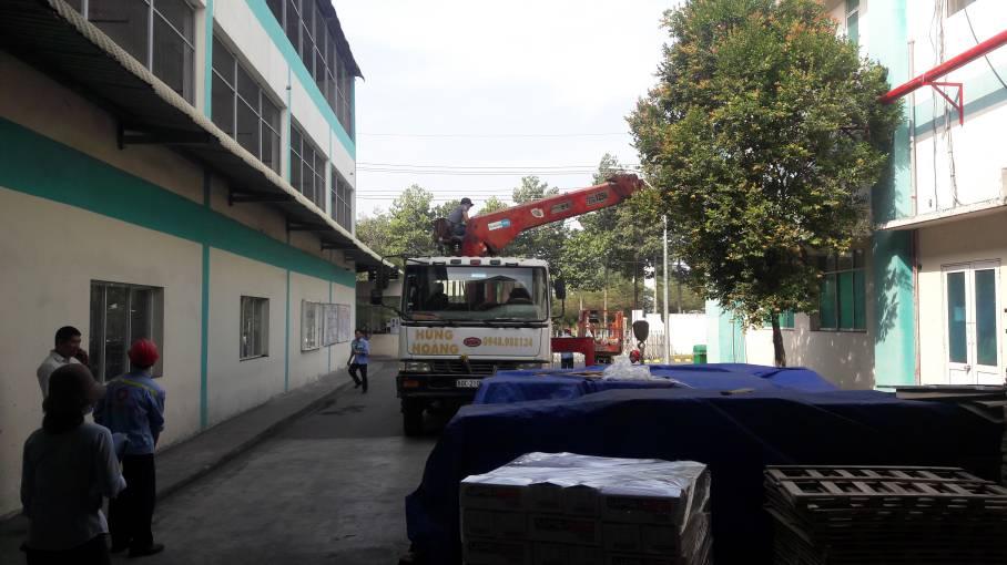 Khởi công cải tạo sửa chữa công ty Vision tại KCN Nhơn Trạch 3 - Đồng Nai - Ảnh 7