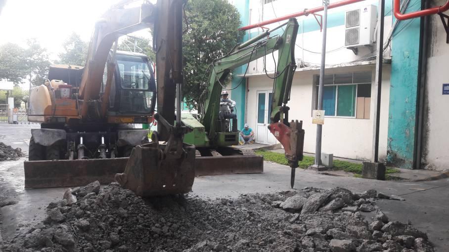 Khởi công cải tạo sửa chữa công ty Vision tại KCN Nhơn Trạch 3 - Đồng Nai - Ảnh 13