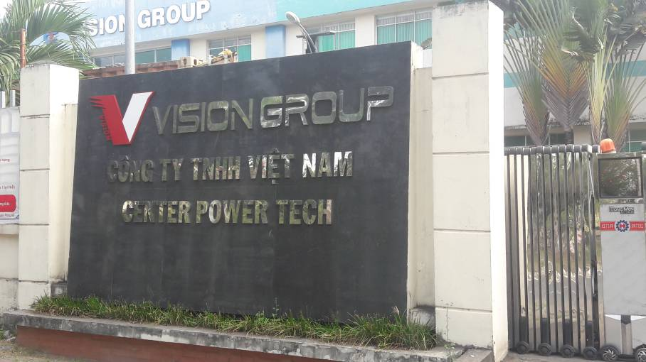 Khởi công cải tạo sửa chữa công ty Vision tại KCN Nhơn Trạch 3 - Đồng Nai - Ảnh 1