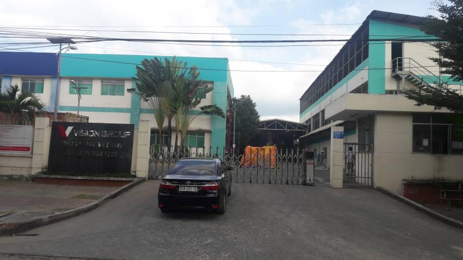 Khởi công cải tạo sửa chữa công ty Vision tại KCN Nhơn Trạch 3 - Đồng Nai - Ảnh 2