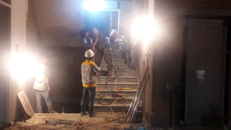 Thi công trường mầm non song ngữ Ánh Sao Xanh tại Biên Hòa - Ảnh 10