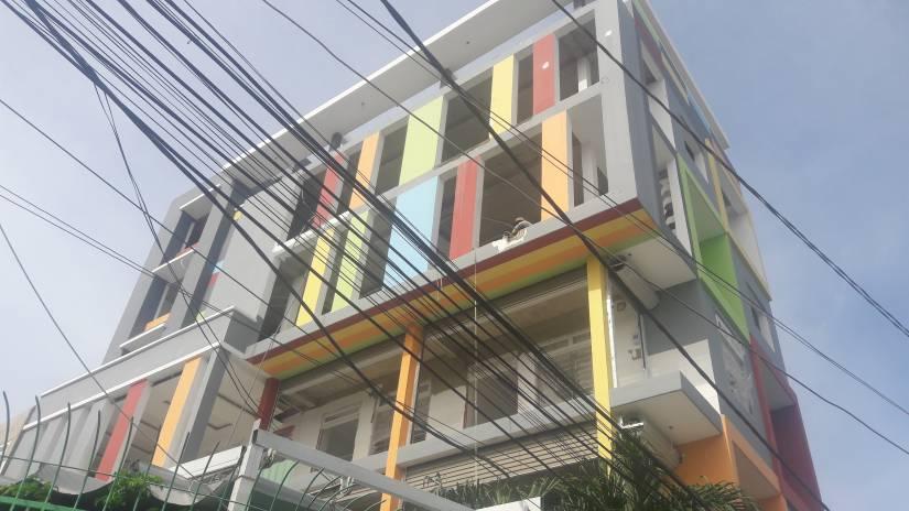 Thi công trường mầm non Cầu Vồng Tam Hiệp - Biên Hòa- Đồng Nai - Ảnh 11