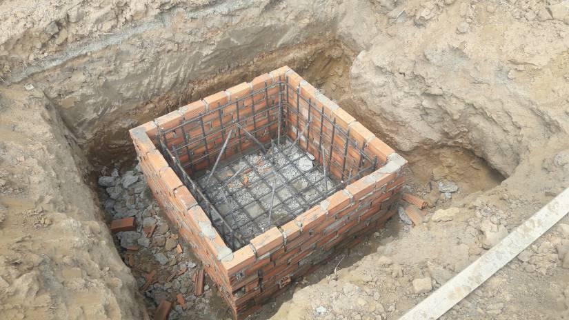 Thi công trường mầm non Cầu Vồng Tam Hiệp - Biên Hòa- Đồng Nai - Ảnh 2