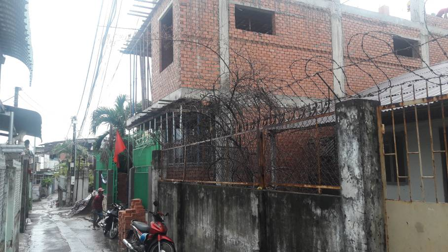 Thi công trường mầm non Cầu Vồng Tam Hiệp - Biên Hòa- Đồng Nai - Ảnh 5