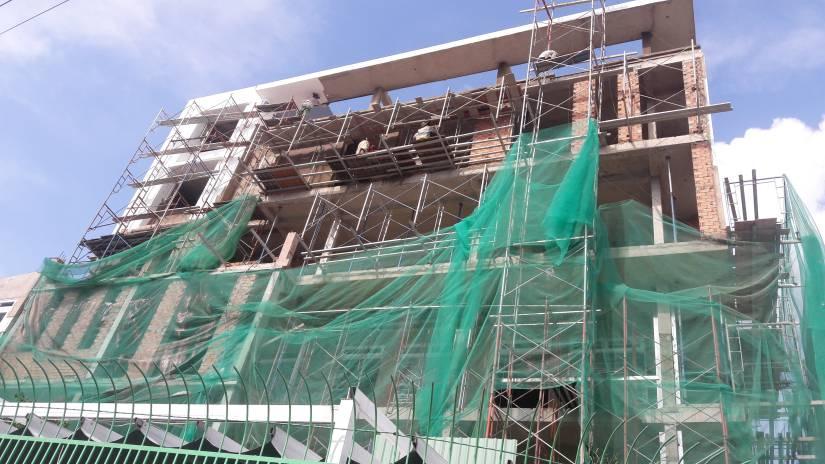 Thi công trường mầm non Cầu Vồng Tam Hiệp - Biên Hòa- Đồng Nai - Ảnh 7