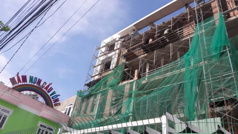 Thi công trường mầm non Cầu Vồng Tam Hiệp - Biên Hòa- Đồng Nai - Ảnh 8