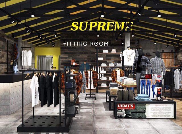 Bên trong cửa hàng thời trang nam 160Store Biên Hòa