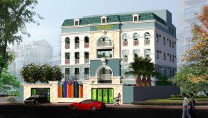 Trường mầm non Lạc Cường tại Biên Hòa - Đồng Nai