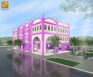 Trường mầm non Quốc tế Hoa Tím tại Biên Hòa - Đồng Nai