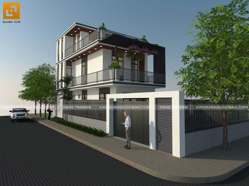 Mẫu nhà đẹp - Thiết kế nhà đẹp năm 2020 tại Đồng Nai