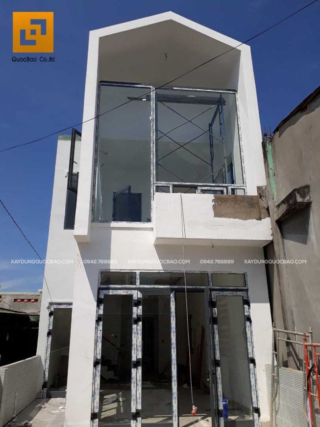 Lắp đặt cửa nhôm kính các tầng
