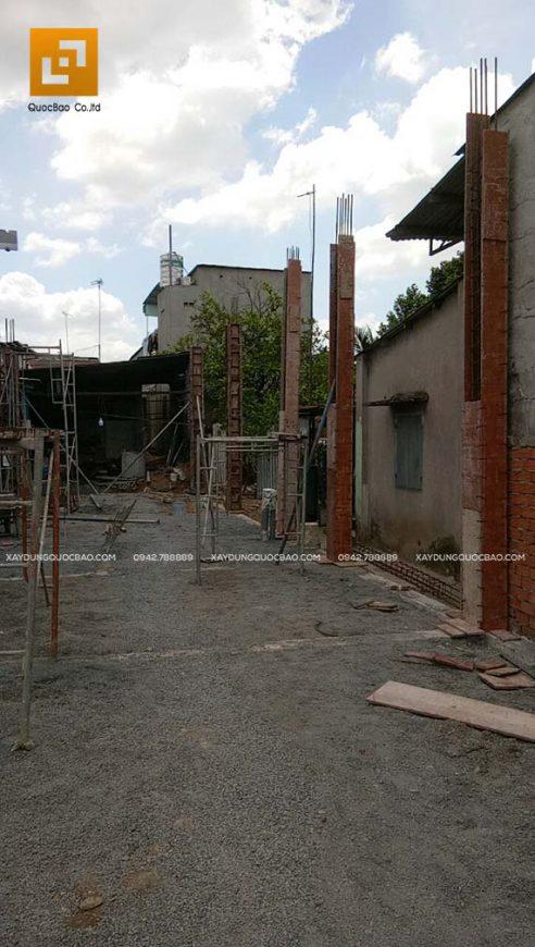 Thi công móng nhà và công trình ngầm - Ảnh 8