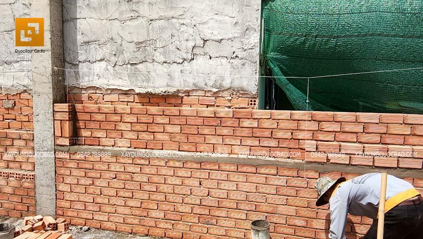 Thi công móng nhà và công trình ngầm - Ảnh 12