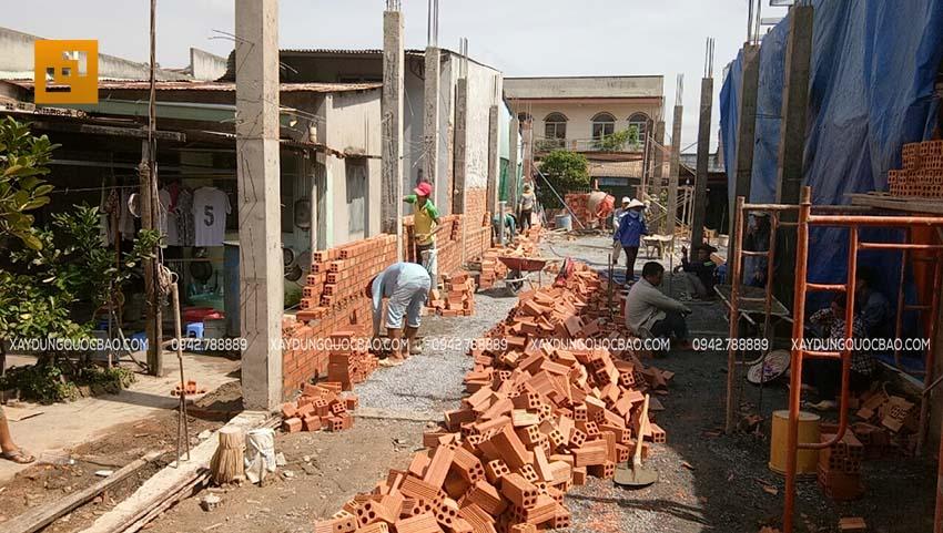 Thi công móng nhà và công trình ngầm - Ảnh 11