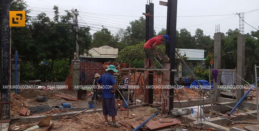 Thi công phần móng và công trình ngầm - Ảnh 6