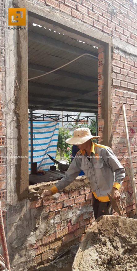 Thi công nhà phố tại nhơn Trạch - Ảnh 11